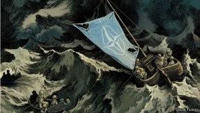 the NATO Ship